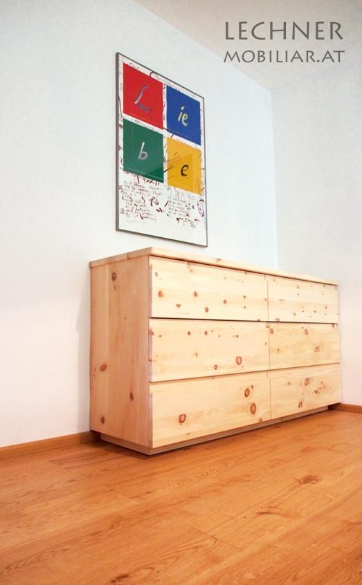 RICHTIG GUT LEBEN - Wohnen mit Zirbenholzmöbeln von der ...